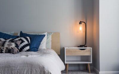 Sådan indretter du et hyggeligt og afslappende soveværelse