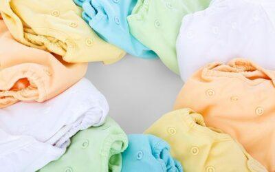 Sørg for god kvalitet af bleer til dine børn